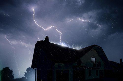 Anlagenerdungs- und Blitzschutzsysteme, Überspannungsschutz